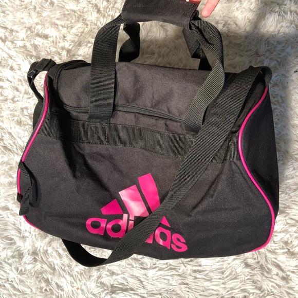 49d1d0419d2 adidas Bags   Black Gym Duffle Bag   Poshmark